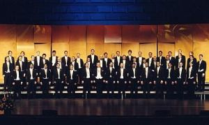 The Linköping University Male Voice Choir